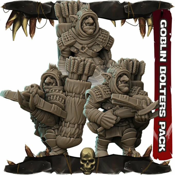 Goblin Bolter Pack
