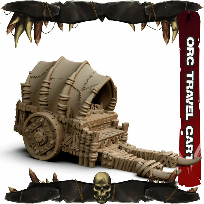 Orc Travel Cart