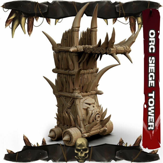 Orc Siege Tower