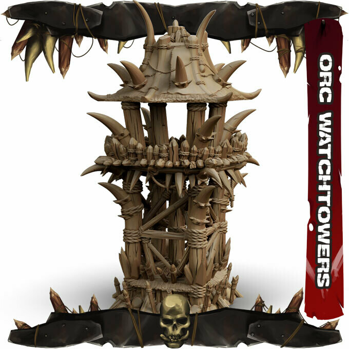 Orc Watch Towers