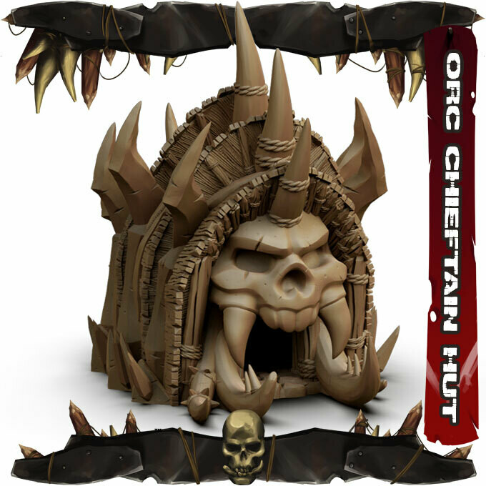 Orc Chieftain Hut
