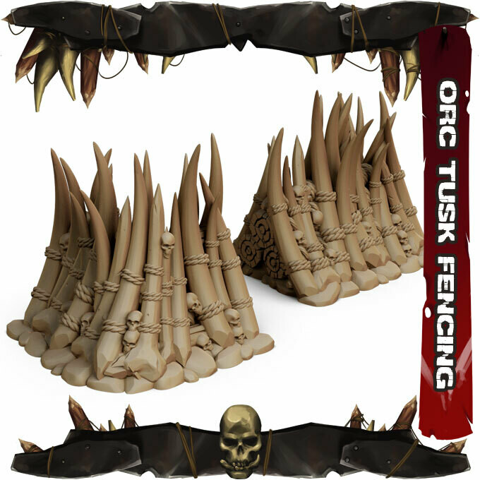 Orc Tusk Fencing