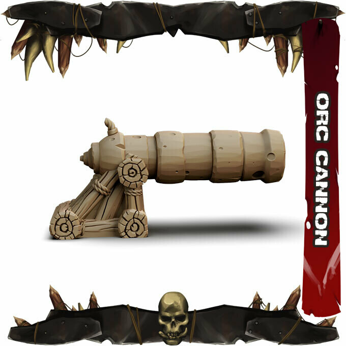 Orc Cannon