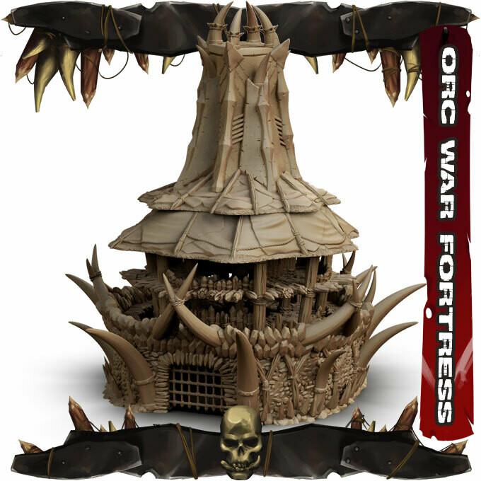 Orc War Fortress