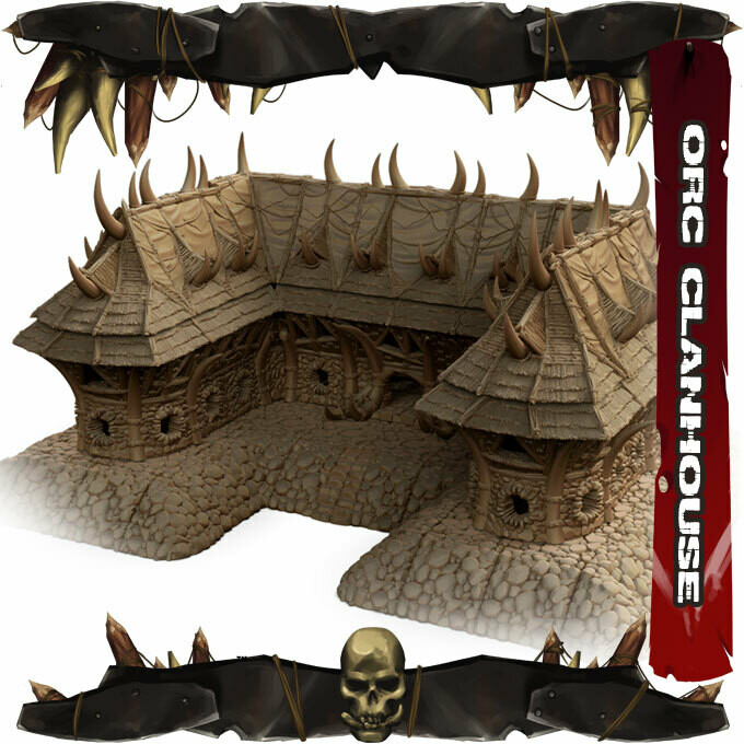 Orc Clan House