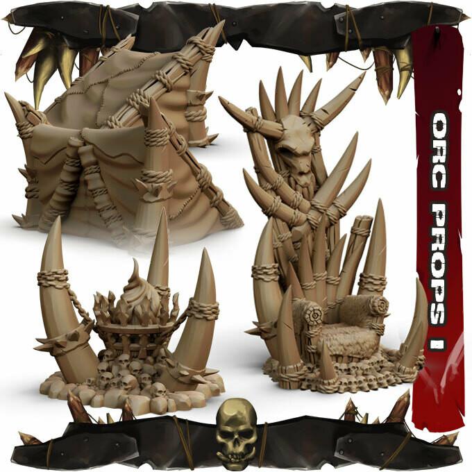 Orc Props I