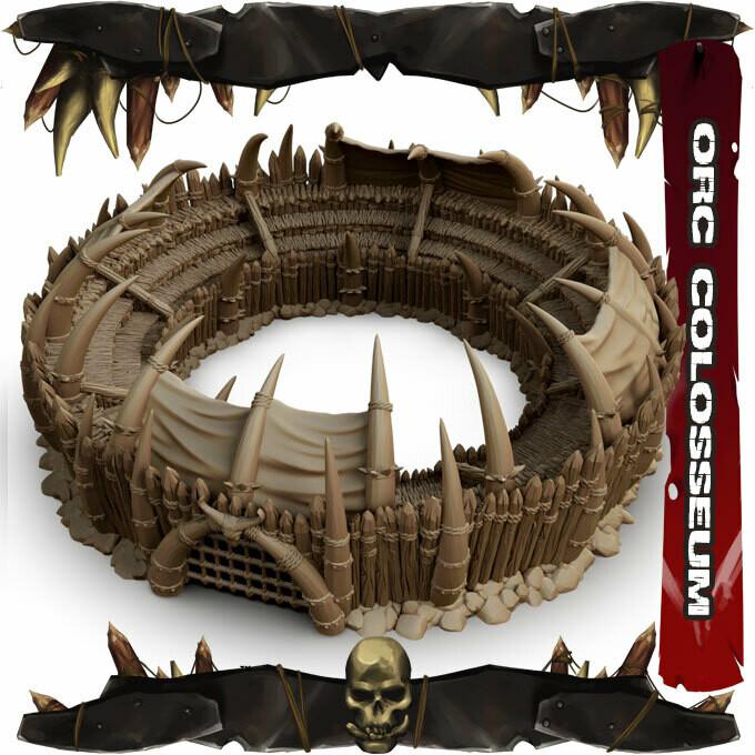 Orc Colosseum