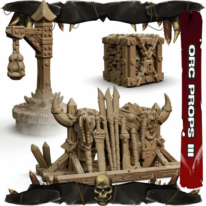 Orc Props III