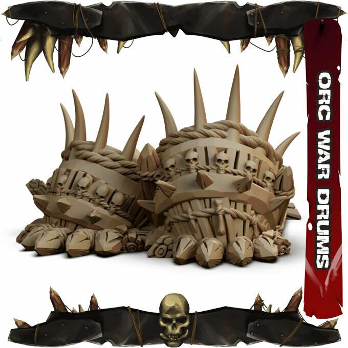 Orc War Drums