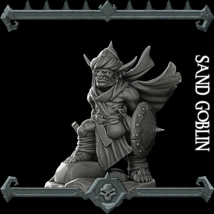 Sand Goblin