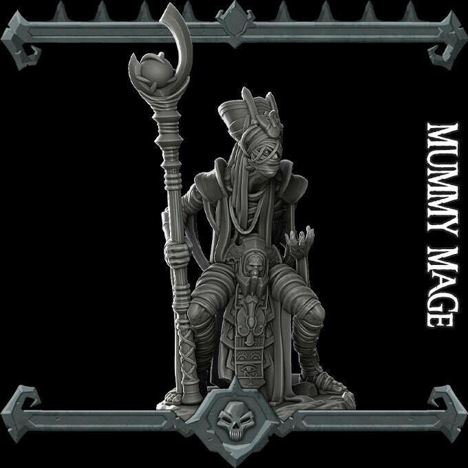 Mummy Mage