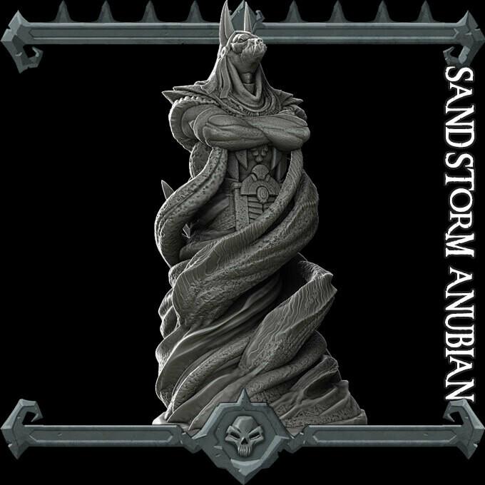 Sandstorm Anubian