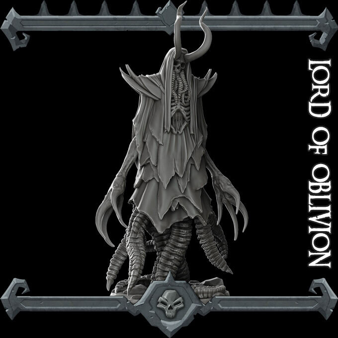 Lord of Oblivion