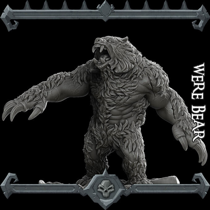 Were Bear