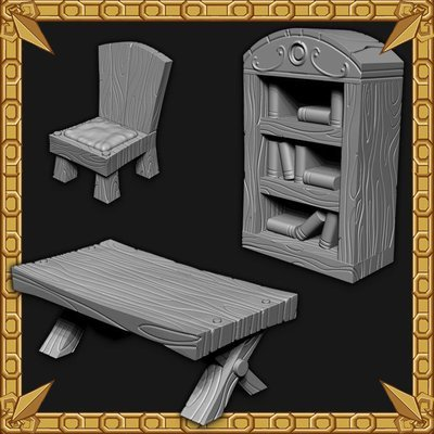 Furnishings Pack I