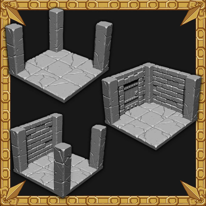 Dungeons Core (Link below for Support Free Creatures)