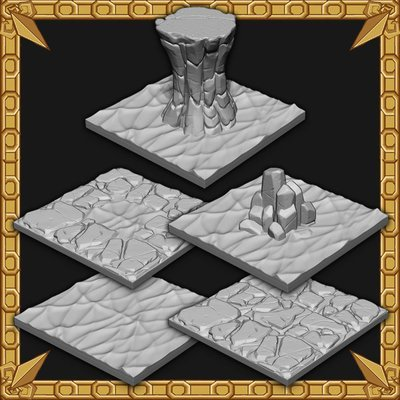 Cavern Expansion: Cavern Water Tiles