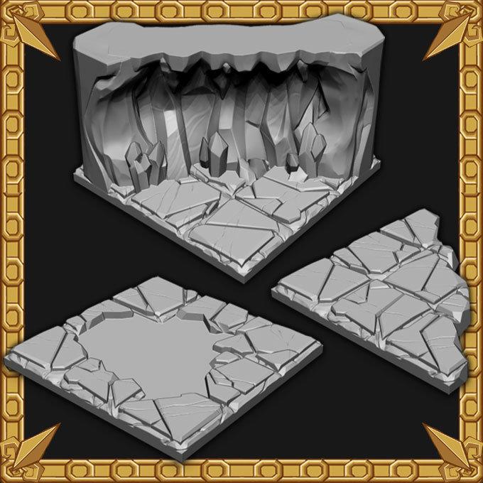 Ice Cavern Mini Expansion