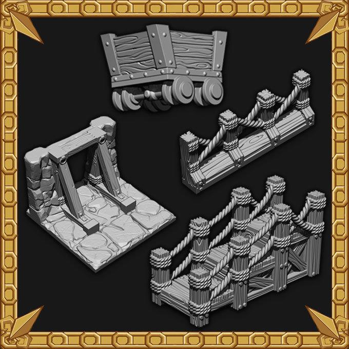 Cavern Expansion: Mines