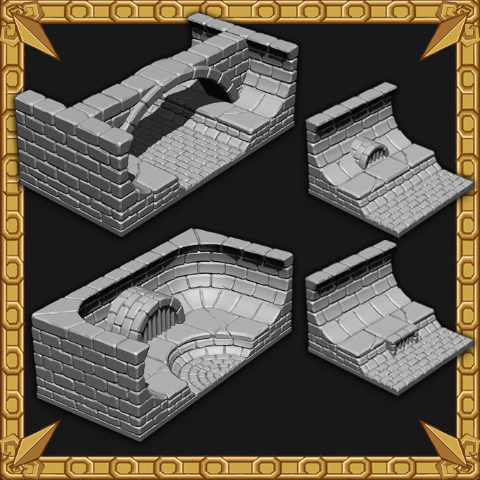 Sewers Mini Expansion