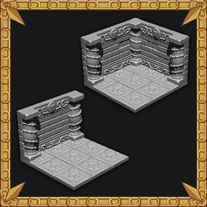 Ornate Dungeons Pack