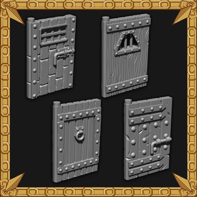 Door Variety Pack 1