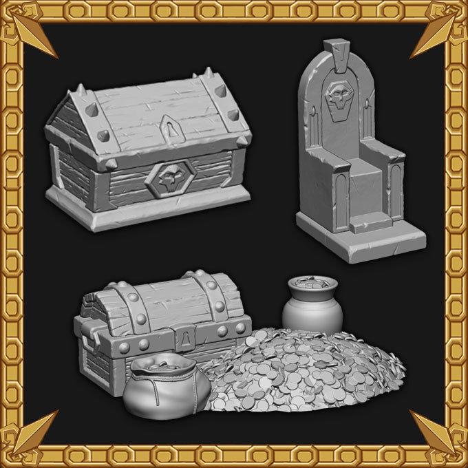 Treasure Pack