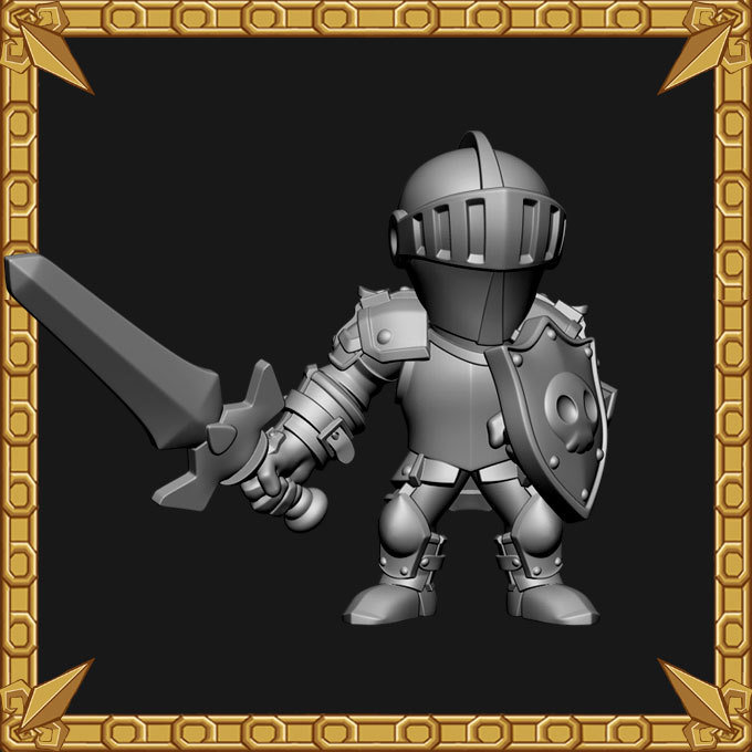 Castle Guard Swordsman
