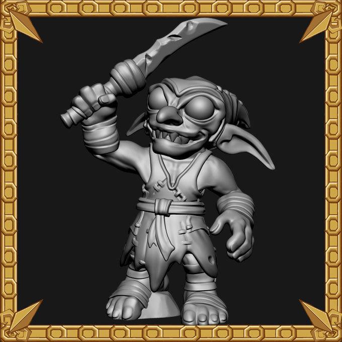 Goblin Drudge