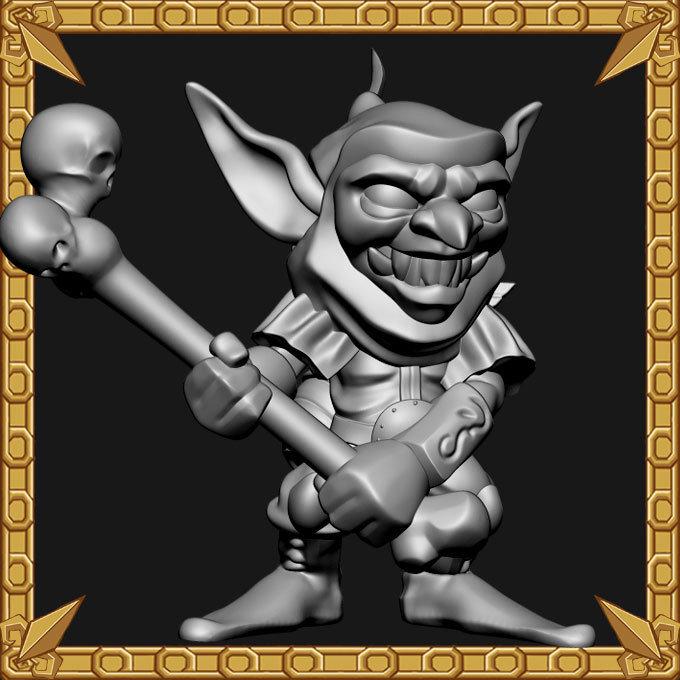 Goblin Strangler