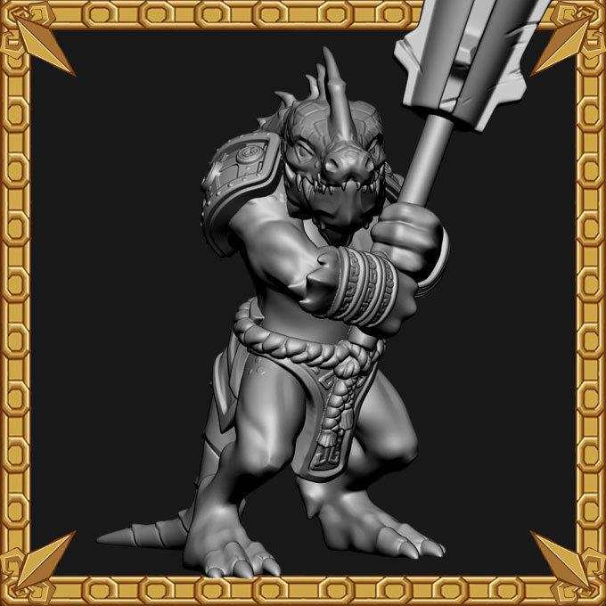 Lizardman Lord