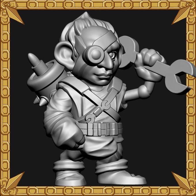 Gnome Tinkerer
