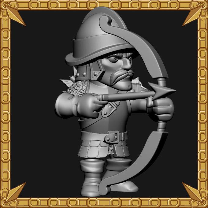 Castle Guard Archer
