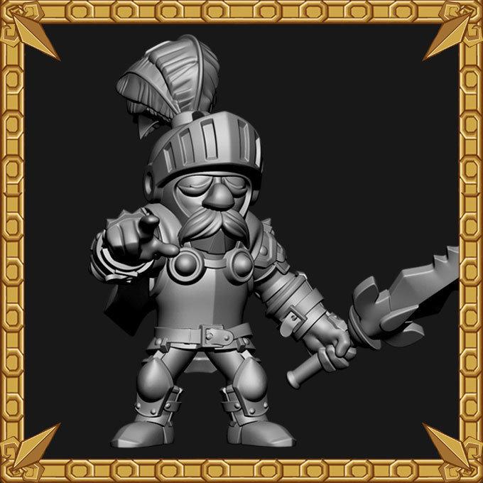 Castle Guard Captain