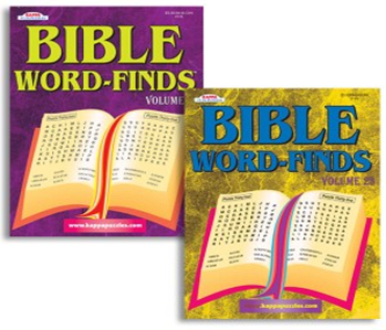 BIBLE WORD-FINDS™ BOOKS