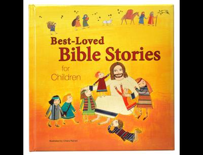 BEST LOVED BIBLE STORIES FOR CHILDREN