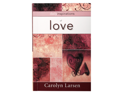 """""""DAILY INSPIRATIONS OF LOVE"""" GIFT BOOK"""