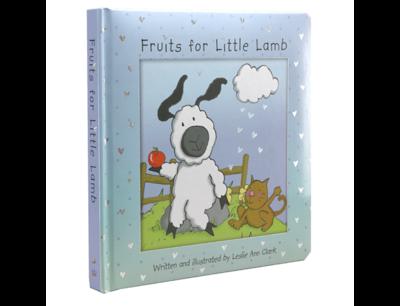 """FRUITS FOR LITTLE LAMB"" CHILDREN'S BOOK"