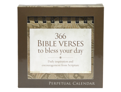 366 BIBLE VERSES TO BLESS YOUR DAY
