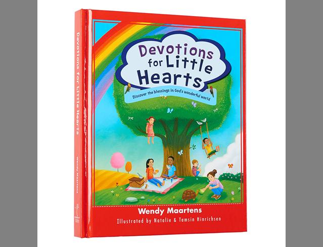 DEVOTIONS FOR LITTLE HEARTS