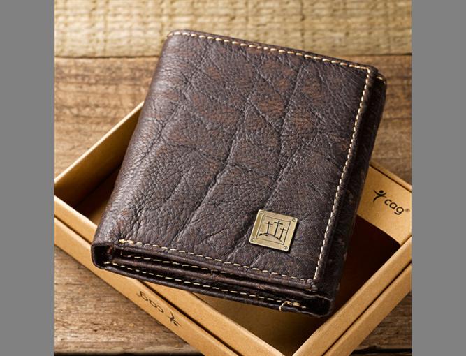 Crosses - Genuine Leather Wallet