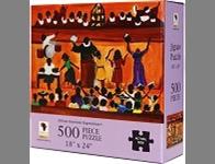 Church Jigsaw Puzzle