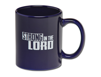 Strong in the Lord® Ceramic Mug & Gift Box