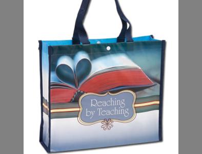 Love Joy Peace Tote Bag