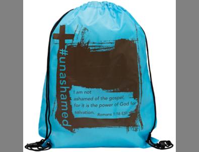 Mountain Adventures Drawstring Backpack Bag