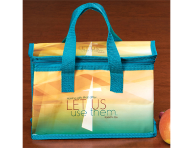 A Place to Serve Insulated Lunch Tote