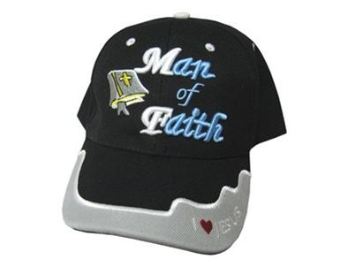 BLACK MAN OF FAITH