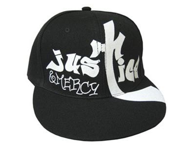 CAP BLACK JUSTICE BLACK