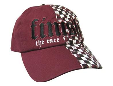 CAP WINE FINISH THE RACE