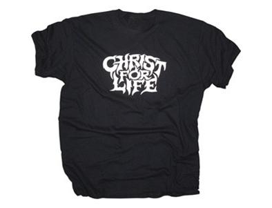 CHRIST FOR LIFE BLACK